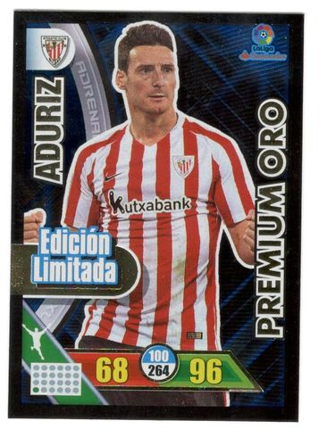 ADURIZ (Athletic Bilbao)  Edición Limitada ADRENALYN 2017 16/17