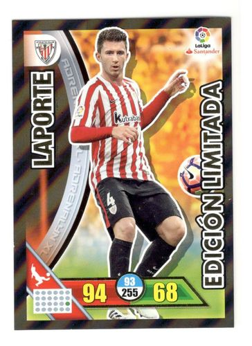 LAPORTE (Athletic)  Edición Limitada ADRENALYN 2017 16/17