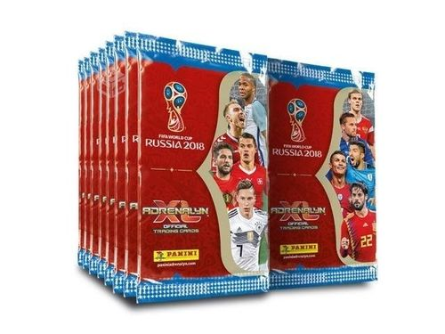 ADRENALYN XL 2018 FIFA World Cup Russia XL™ 50 sobres (300 cromos)