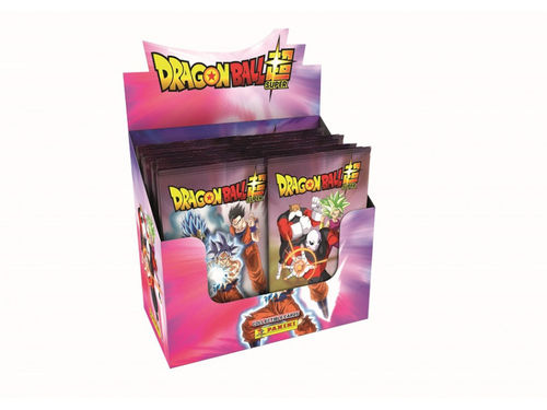 1 Caja DRAGON BALL super TC 50 sobres