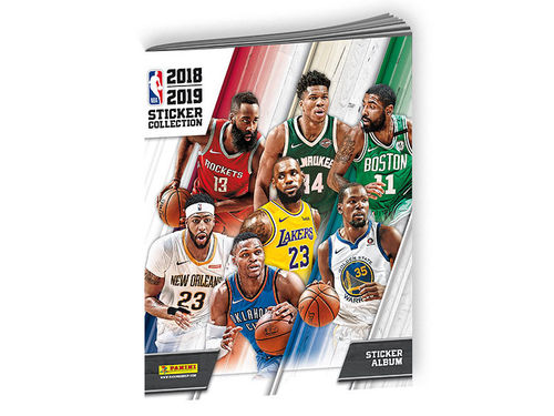 Album NBA 2018/19 stickers