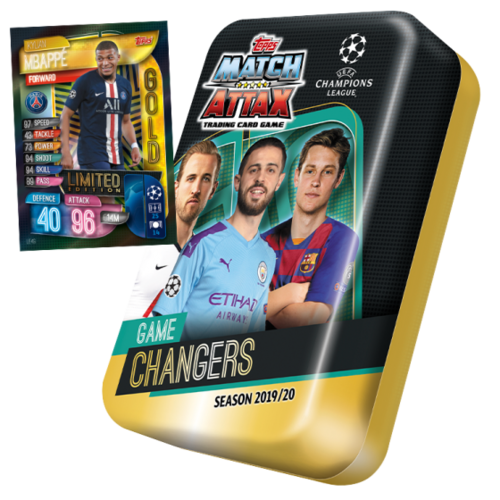 UEFA Champions League Match Attax - Mega tin
