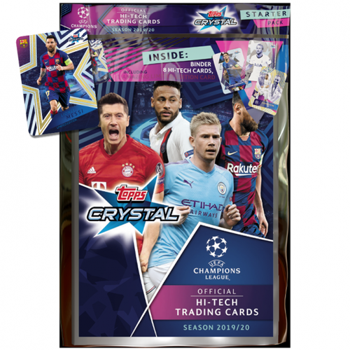 UEFA Champions League CRYSTAL pack de Inicio