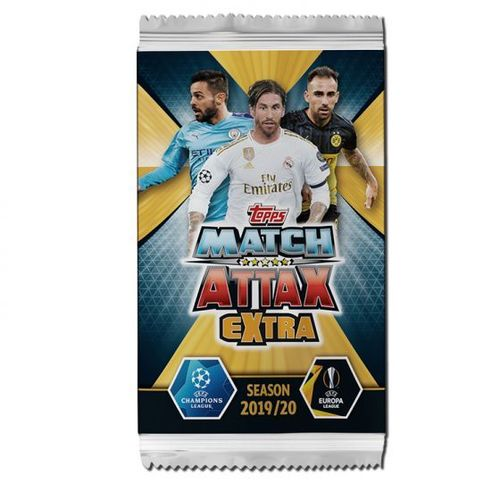 UEFA Champions League Match Attax EXTRA - 1 sobre