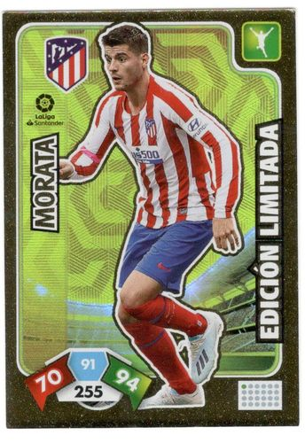 Morata (Atlético de Madrid) Compact Box ADRENALYN XL 2019 2020