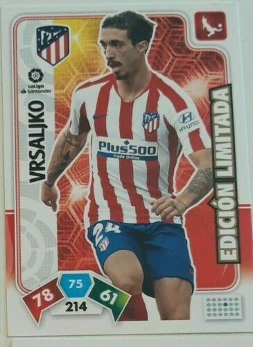 Vrsaljko (At Madrid)  Revista Jugón 159 ADRENALYN XL 2019 2020